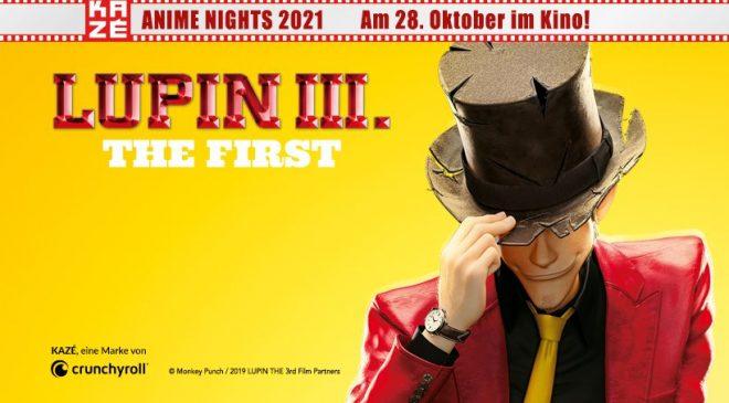 Anime Nights im Herbst